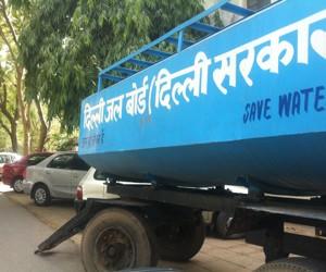 tanker water delhi